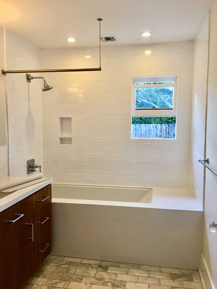 Bathtub Refinishing Los Angeles - Tile Reglazing California
